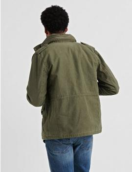 M65 Field Jacket With Removeable Sherpa by Lucky Brand
