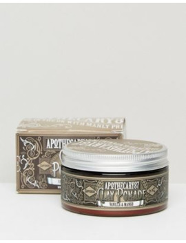 Apothecary 87 Vanilla &Amp; Mango Clay Pomade 100ml by Apothecary 87's