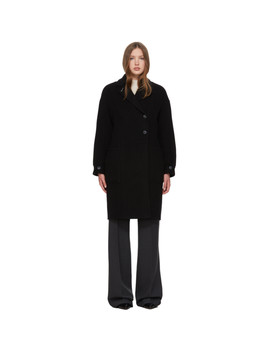 Black Merino Series Oversized Coat by 3.1 Phillip Lim