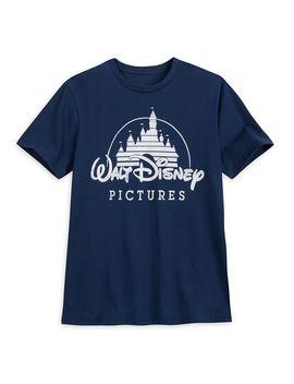 Walt Disney Pictures Logo Tee For Men | Shop Disney by Disney