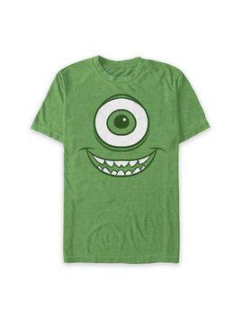 M Ike Wazowski Face T Shirt For Men | Shop Disney by Disney
