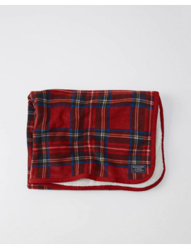 Sherpa Blanket by Abercrombie & Fitch