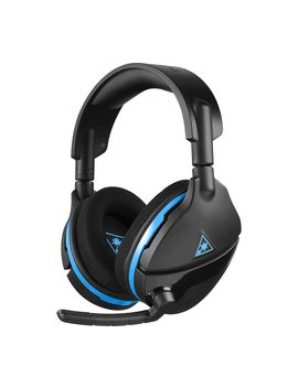 Stealth 600 Wireless Gaming Headset   Black & Blue by Currys