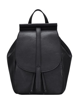 California Faux Leather Backpack by Antik Kraft