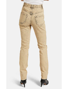 Hominy High Rise Skinny Jeans by Isabel Marant
