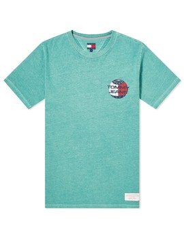 Tommy Jeans Summer Globe Tee by Tommy Jeans'