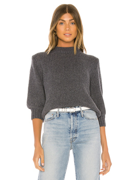 Milly 3/4 Pullover by One Grey Day
