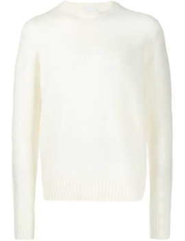 Sweater Med Rund Hals by Prada