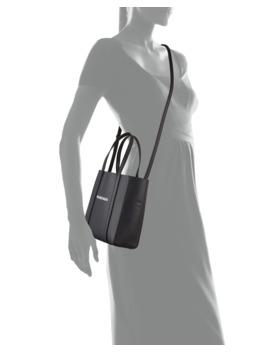 Every Day Xxs Aj Leather Tote Bag by Balenciaga