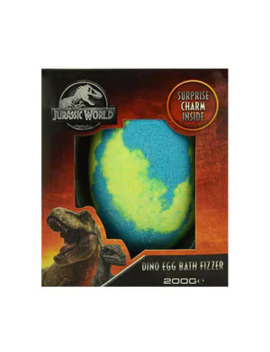 Jurassic World Dino Egg Fizzer by Superdrug