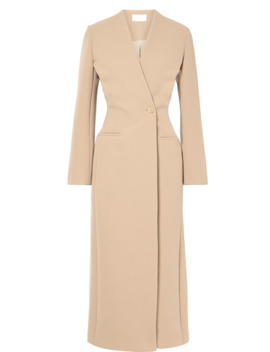 Nadine Twill Coat by The Row