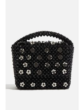 **Gia Daisy Noir Cross Body Bag By Skinnydip by Topshop