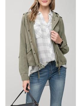 Lightweight Woven Jacket by Blu Pepper