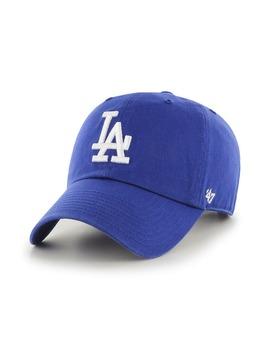 Clean Up La Dodgers Baseball Cap by '47
