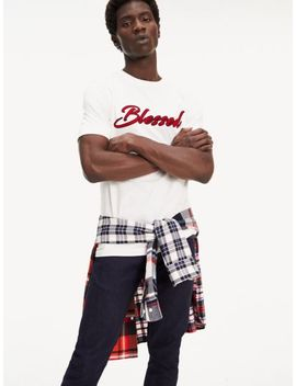 Lewis Hamilton Blessed T Shirt by Tommy Hilfiger