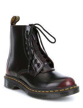 1460 Pascal Leather Combat Boots by Dr. Martens