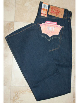 Levi's 501 Original Fit Stretch Men's Jeans New With Tags Color: The Rose by Levi's