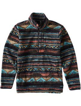 Boundary Mock 1/2 Zip Jacket   Men's by Billabong
