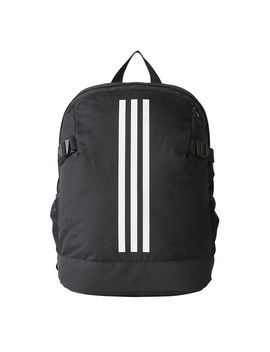Adidas Bp Power Iv Medium Backpack Black / White by Adidas