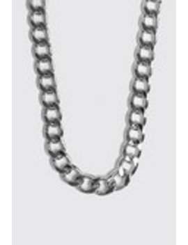 Chunky Chain Necklace by Boohoo Man