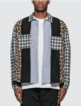 Multi Cut Shirt by Flagstuff