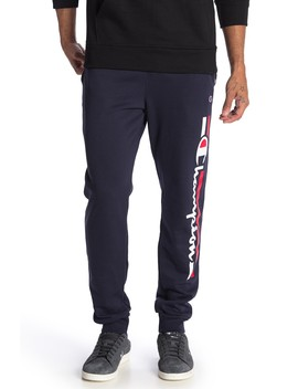 Powerblend Graphic Joggers by Champion