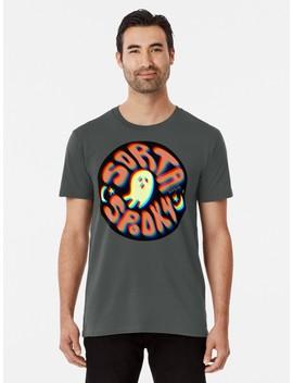 Sorta Spooky © 3 D Premium T Shirt by Doodlebymeg