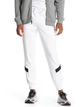 Iconic Mcs Mesh Track Pants by Puma