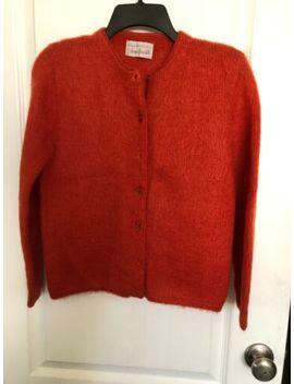 Vintage Women Cardigan Sweater Wool. M by Jane Jruill