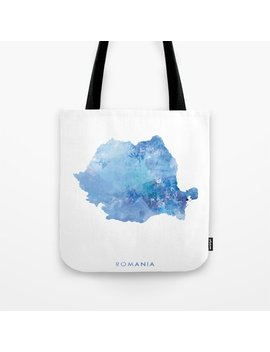 Romania Tote Bag by Society6
