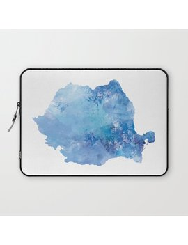 Romania Laptop Sleeve by Society6