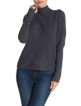 Cashmere High Neck Sweater by Knyt & Lynk