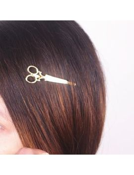 Bast   Scissors Hair Pin by Bast
