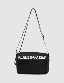 Classic Pouch Bag by              Places + Faces