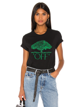 Tree Casual Tee by Off White