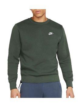 Nike Men's Sportswear Club Crewneck Pullover by Nike