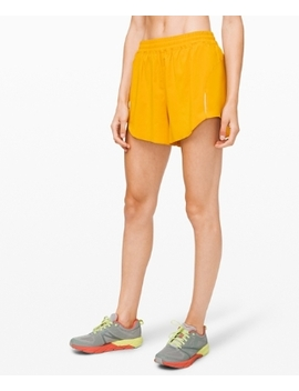 "Always Airy Run Short 3.5"" by Lululemon"