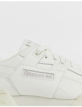 Reebok Workout Low Plus In White by Reebok