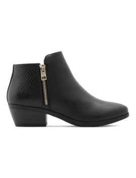 Clari Embossed Booties by Call It Spring