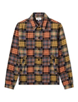 Ymc Patchwork Overshirt by Ymc