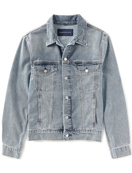 Jeans Trucker Jacket by Calvin Klein