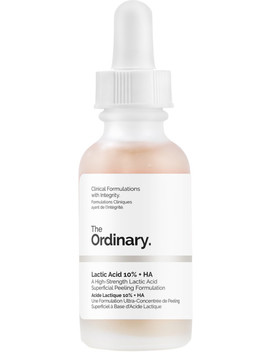 Lactic Acid 10% + Ha 2% by The Ordinary