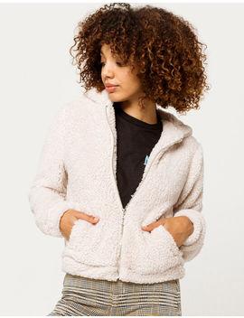 Full Tilt Cozy Hooded Jacket by Full Tilt