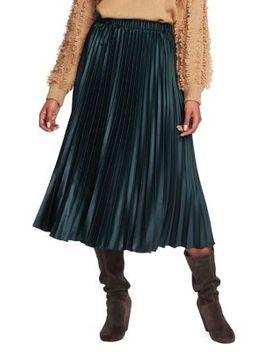 Sleeveless Velvet Midi Dress by Quiz