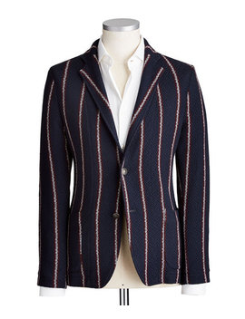 Unstructured Sports Jacket by Fradi Unstructured Sports Jacket