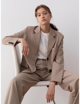 Standard Jacket Beige by Le