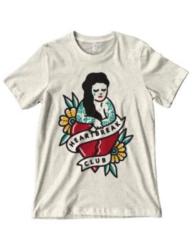 'heartbreak Club' Shirt by Wicked