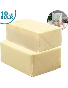 Organic Unrefined Shea Butter Bulk 10lbs Limited Edition 2.0 by Premium Nature