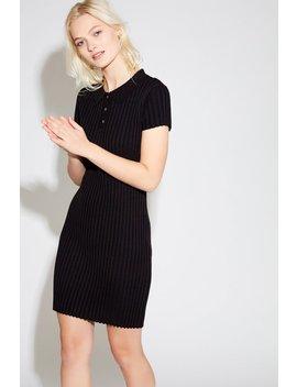 Callahan Yollie Ribbed Dress   Black by Garmentory