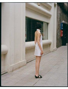 Signe 70`s Dress   Purple by Garmentory